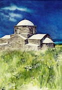 Sandra Phryce-Jones - Cyprus the old church