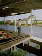June Holwell - Da Camp at Bayou Segnette