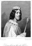 7th Century Photos - Dagobert Ii (650-679) by Granger