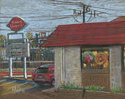 Fast Food Originals - Dairy Queen by Donald Maier