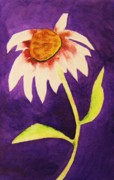 Bonnie Wright Metal Prints - Daisy 2 Metal Print by Bonnie Wright