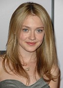 Premiere Framed Prints - Dakota Fanning At Arrivals For Push Framed Print by Everett