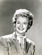Evans Framed Prints - Dale Evans, Aka Mrs. Roy Rogers Framed Print by Everett