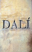 Name Prints - Dali Print by Sophie Vigneault