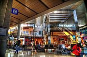 Dallas Photos - Dallas Fort Worth Airport  by Marcel Kaiser