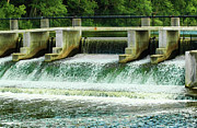 Rockford Prints - Dam Beautiful Print by Jeanne Quinn