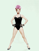 Showgirl Photo Prints - Damn Yankees, Gwen Verdon, 1958 Print by Everett