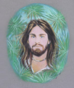 Vocalist Drawings Prints - Dan Fogelberg Print by Kean Butterfield