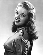 1950 Movies Photo Metal Prints - Dance Hall, Diana Dors, 1950 Metal Print by Everett