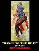 Clement Martey - Dance To The Beat