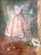 Gown Painting Originals - Dance We When And by Dianne Erickson