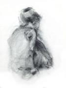 Dancer - Tender Print by Christopher Williams