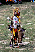 Oglala Prints - Dancer 247 Print by Chris  Brewington Photography LLC