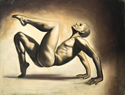 African-american Originals - Dancer by L Cooper