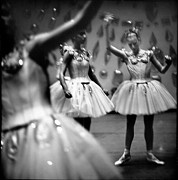 Ballet Dancers Photo Prints - Dancers and Sparkel Print by Jesse Gerstein