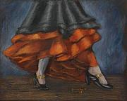 Dance Shoes Originals - Dancing Feet by Quwatha Valentine