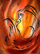 Irina Sztukowski - Dancing Fire I