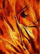 Irina Sztukowski - Dancing Fire VI