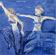 Susan McLean Gray - Dancing in the Blue