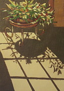"""indoor"" Still Life  Originals - Dancing Light by Sandy Tracey"