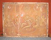 Decoration Reliefs - Dancing by Prity Jain