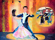 Satisfaction Originals - Dancing Through Time by Karen Francis