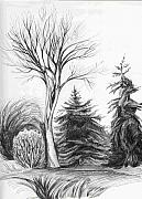 Anna  Duyunova - Dancing Tree