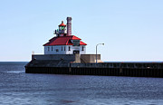 Duluth Art - Danger Loud Fog Horn by Kristin Elmquist