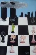 Dangerous Game Print by Arthur Antille