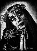 Kalynn Kallweit - Dani Filth Portrait of...