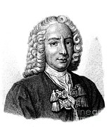 Mortality Framed Prints - Daniel Bernoulli, Swiss Mathematician Framed Print by Science Source