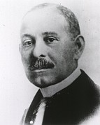 African-americans Art - Daniel H. Williams 1856-1931 by Everett