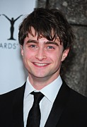 Daniel Photo Prints - Daniel Radcliffe At Arrivals Print by Everett