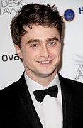 Daniel Prints - Daniel Radcliffe At Arrivals For 56th Print by Everett