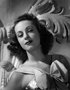 Thin Eyebrows Photos - Danielle Darrieux, Universal Pictures by Everett