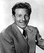 Publicity Shot Photo Posters - Danny Kaye Publicity Shot For Up In Poster by Everett