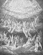 Dante: Paradise Print by Granger