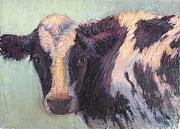Domestic Animals Pastels - Daphney by Susan Williamson