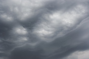 Heavy Weather Art - Dard Sky Before Storm by Michal Boubin