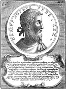 4th Prints - DARIUS II (d. 404 B.C.) Print by Granger