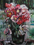 Alicja Coe - Dark Poppies