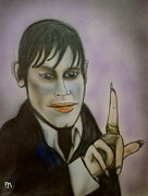 Movies Drawings Originals - Dark Shadows by Pete Maier