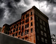Gastonia Photos - Dark Shadows  by Tammy Cantrell