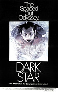 1970s Poster Art Photos - Dark Star, Poster, 1974 by Everett