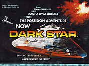1970s Poster Art Photos - Dark Star, Poster Art, 1974 by Everett