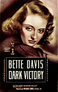 1939 Movies Photos - Dark Victory, Bette Davis, 1939 by Everett