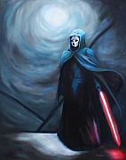 Sith Paintings - Darth Nihilious by Eric Belford