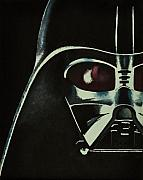 Brian Duey - Darth Vader Oil Painting