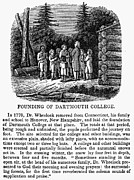 Hanover College Posters - Dartmouth College Poster by Granger