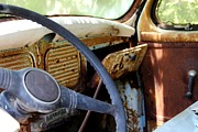 Steering Column - Dashboard by Pauline Ross